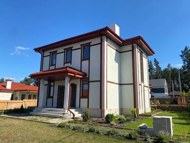 Двухэтажный просторный дом С ГАРАЖОМ на 12 сотках!