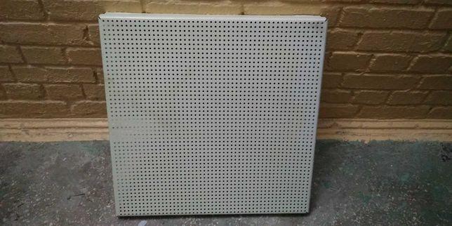Подвесной кассетный потолок 60х60, (перфорированный алюминий) 24 шт.