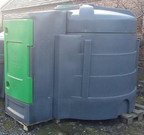 Zbiornik do paliwa 3000L NOWY