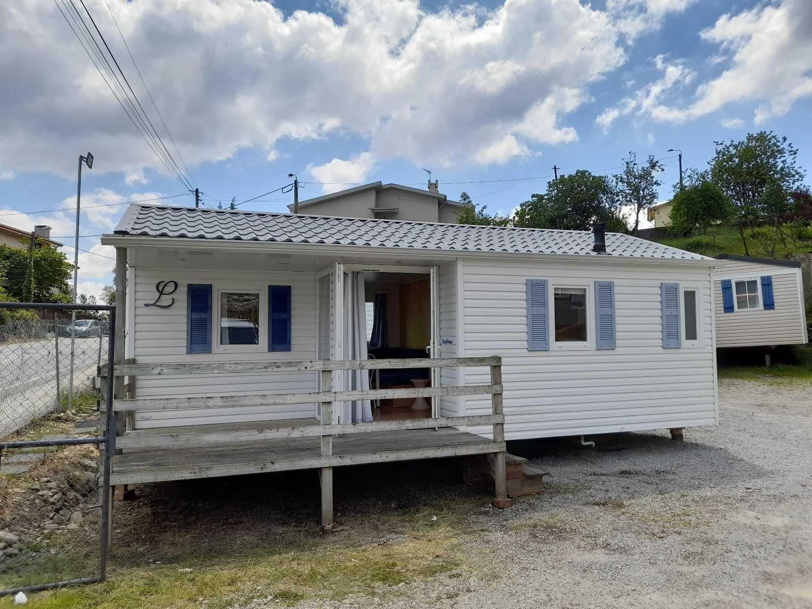 Casa Móvel / Mobile Home Nº 1006 LOISIANE PACIFIQUE T2 8x4m