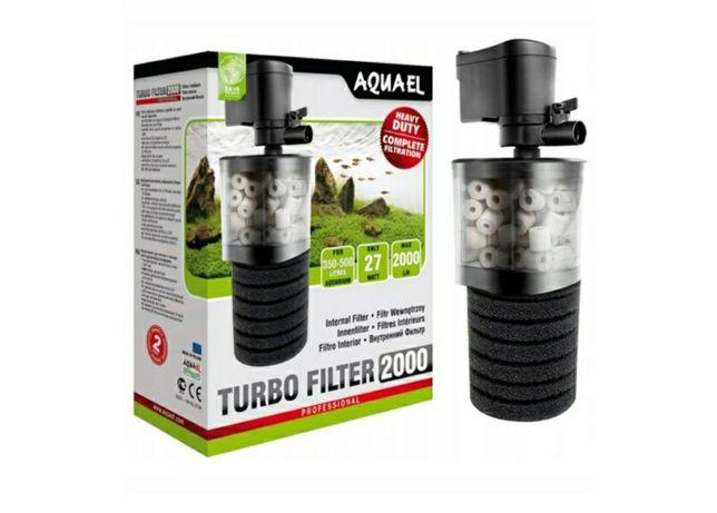 Filtr wewnętrzny Aquael 2000 TURBO FILTER