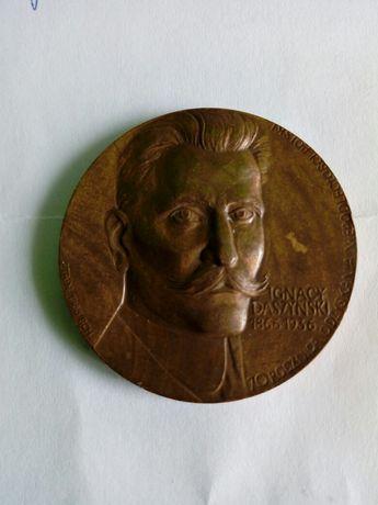 Medal Ignacy Daszyński