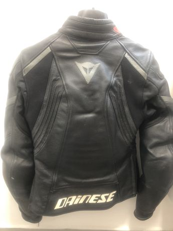 Casaco cabedal Dainese