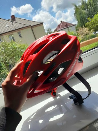 Kask na rower enduro