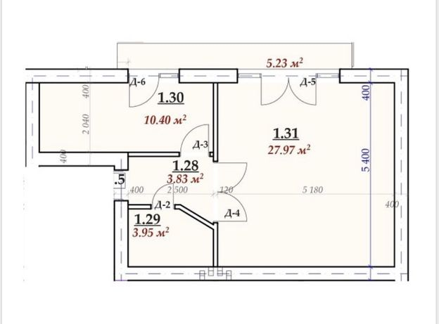 ЖК «Сучасний» продаж однокімнатної квартири з гаражем в новобудові