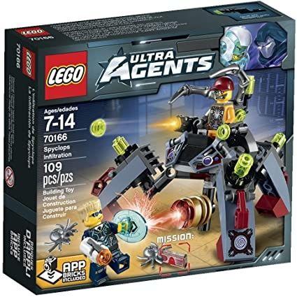 Lego Ultra Agents 70166