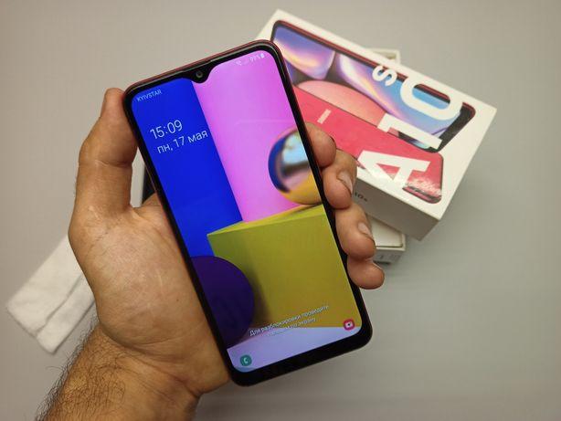 Samsung a 10s red