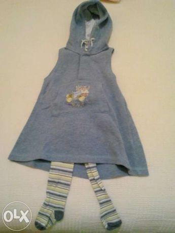 Vestido pré natal 6 meses