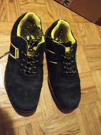 Sapatos segurança trabalho Maxmat nº44