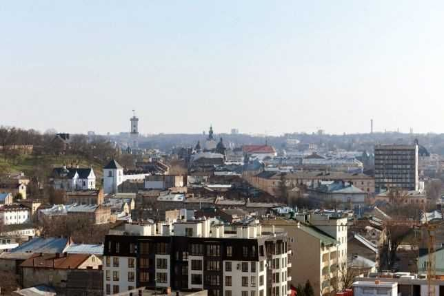 Оренда квартири з Панорамним видом на місто