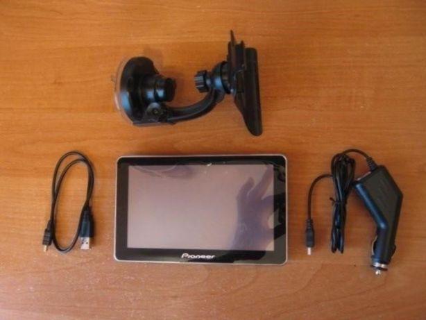 """планшет gps карты Navitel IGO навигатор сенсорный дисплей 7"""" Pioneer"""