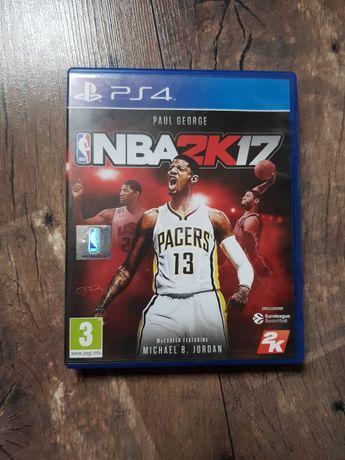 Nba 2K17 (Gra PS4)