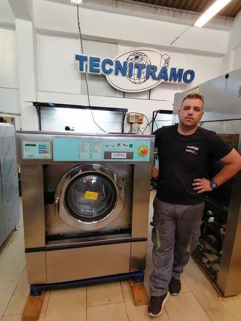 Máquinas usadas para Lavandaria self service low cost e industrial