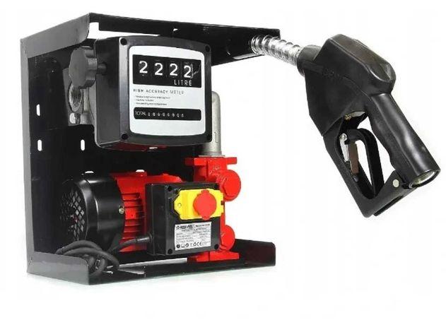 Dystrybutor CPN 230V stacja paliw samozasysający dystrybutor