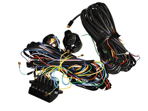 Instalacja wiązka URSUS C360-3P PL alternator