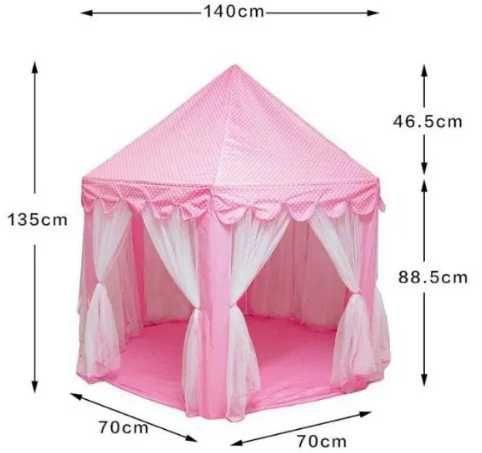 Детская, игровая палатка-шатер, Большая детская беседка, домик