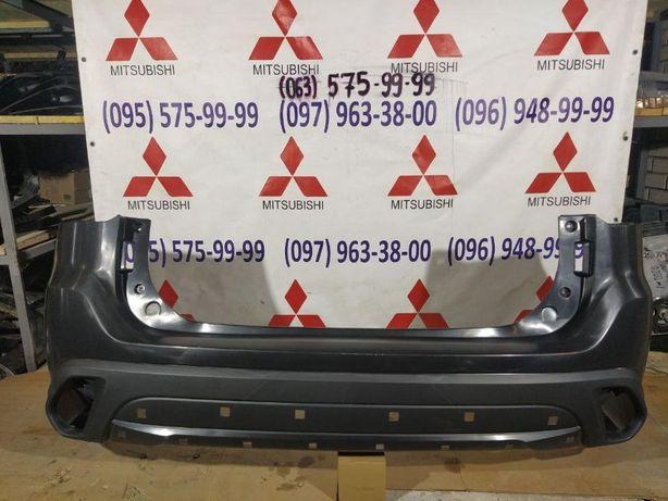 Бампер новый Mitsubishi Outlander 2015 - 2020, митсубиси аутленде