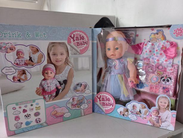 Пупс кукла Baby born 8 функций