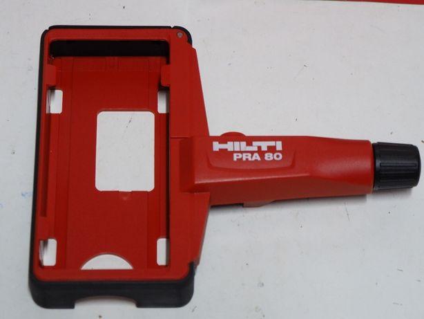 HILTI PRA 80 uchwyt detektor czujnik PRA 30,35,36,31 laser niwelator