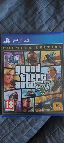 GTA 5 Premium edition para Ps4