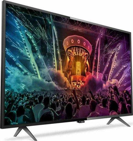 Philips 55 cali 4k smart tv wi-fi 55PUH6101 dvb-t2 hevc