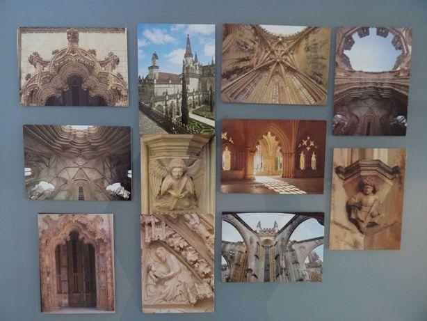 Coleção Postais Antigos Mosteiro da Batalha -fotógrafo Augusto Cabrita