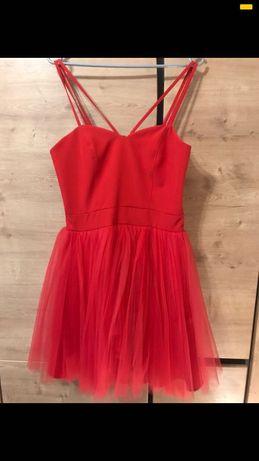 sukienka tiulowa Talya
