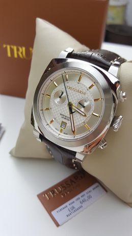 Оригинальные мужские часы Trussardi, Swiss made