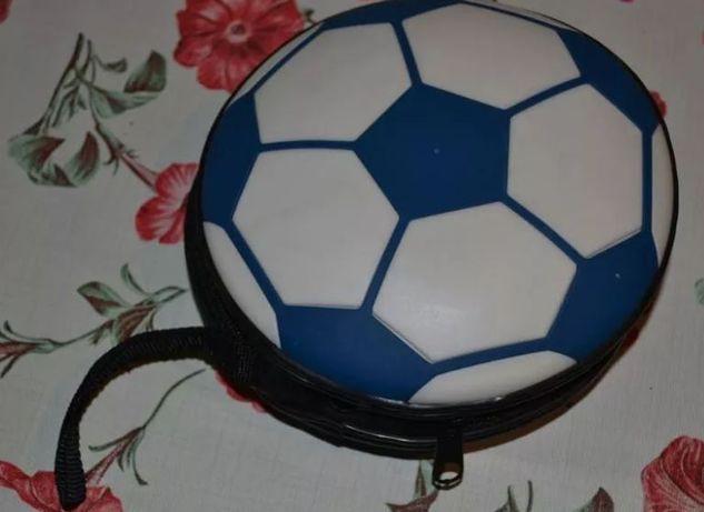 Сумка Бокс Коробка для DVD CD Дисков Мяч 24