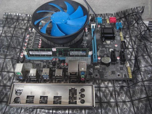 S 2011 16 потоков E5-2665 плата X79