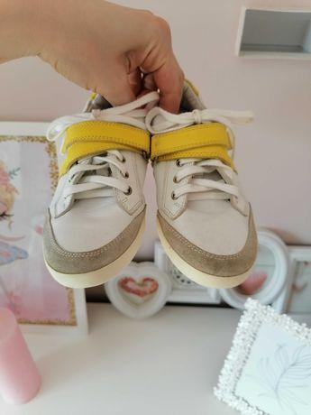 Oryginalne, skórzane buty sportowe/adidasy DIOR w rozmiarze 29/19,6 cm