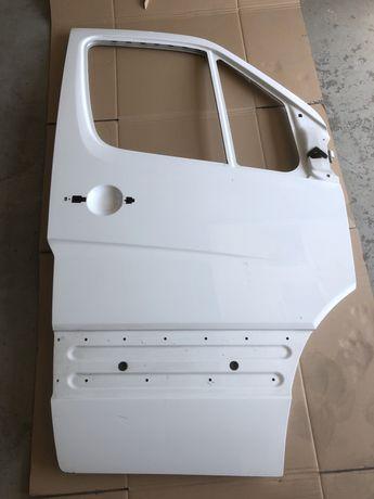 Drzwi przednie prawe mercedes sprinter 906 gołe
