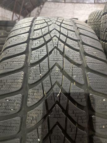 Шины б/у зима 225/50-R17 Dunlop Winter Sport 4D
