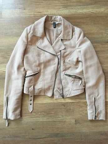 Куртка косуха під замш