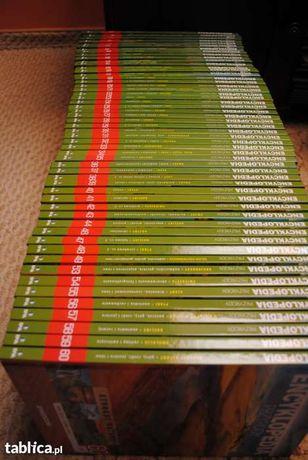 Kolekcja Encyklopedia Przyrody Deagostini