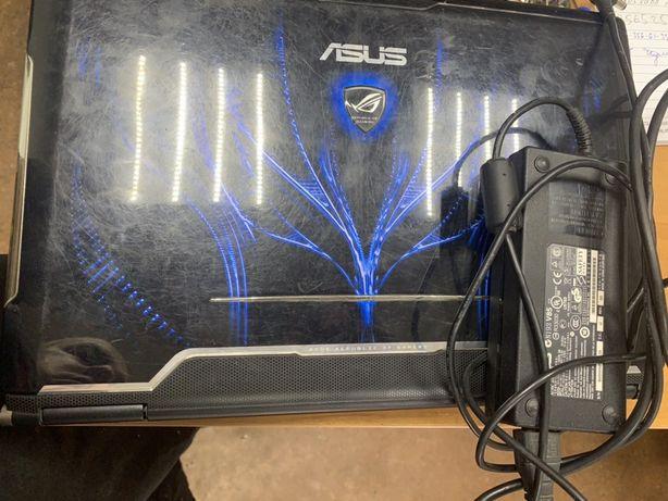 Продам ASUS G50V с родным ЗУ,на запчасти