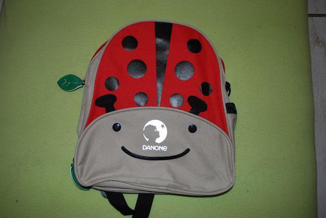 Plecak dla dzieci Danone biedronka