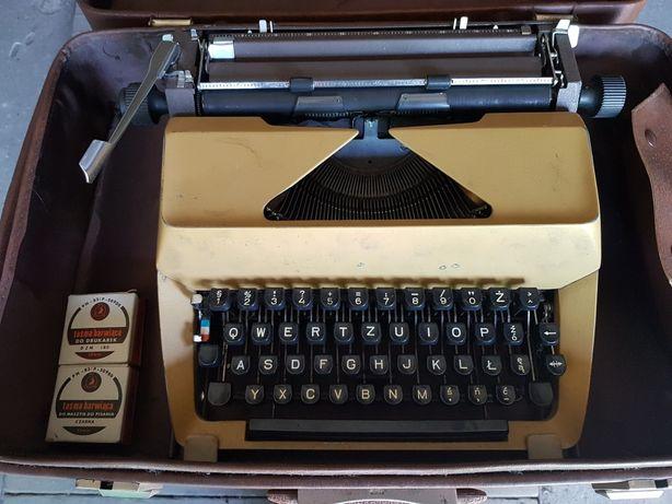 Maszyna do pisania Predom Łucznik
