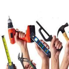 Manutenção e reparações diversas domésticas