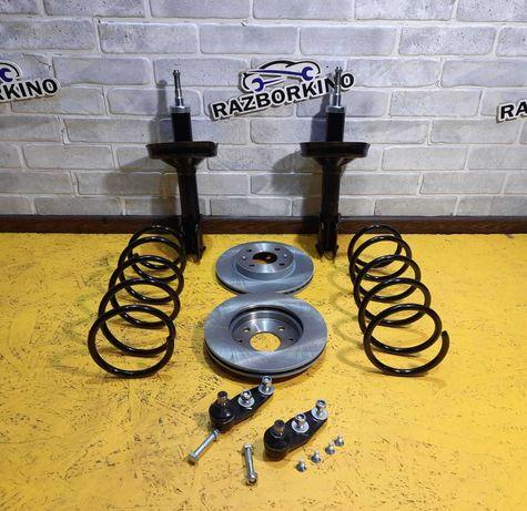Рено Кенго 1997-2008 Новая Стойка Пружина Тормозной диск Kangoo 1