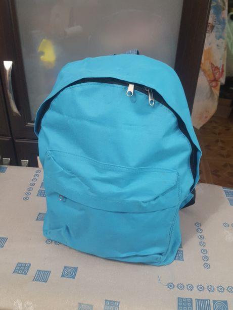 Рюкзак ( голубой )