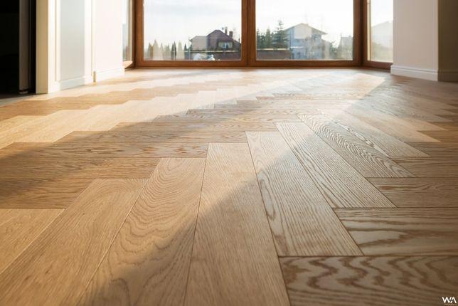 Montaż układanie podłóg drewnianych paneli podłogowych, winyla, drzwi