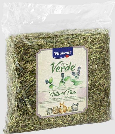 Siano Vitakraft Vita Verde 500g z miętą