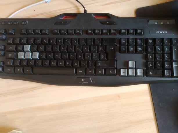 Клавіатура Logitech G105