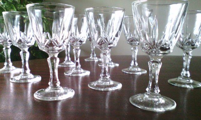 Cálices Vinho Porto Cristal