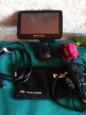 Nawigacja samochodowa NAVIGON 7210sd-komplet
