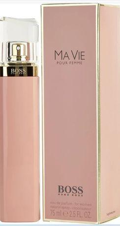 Hugo Boss MA VIE Perfumy damskie. EDP 75ml. PREZENT / ŚWIĘTA