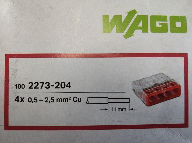 2273-204 WAGO оригинал 100%
