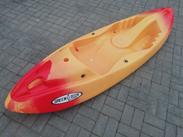 Green Tech Kayaks | GTK1 - Novo
