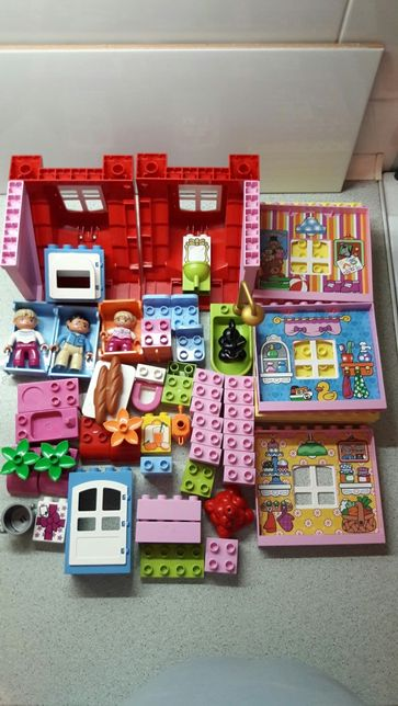лего,лего 10505,дом,домик,lego 10505,lego